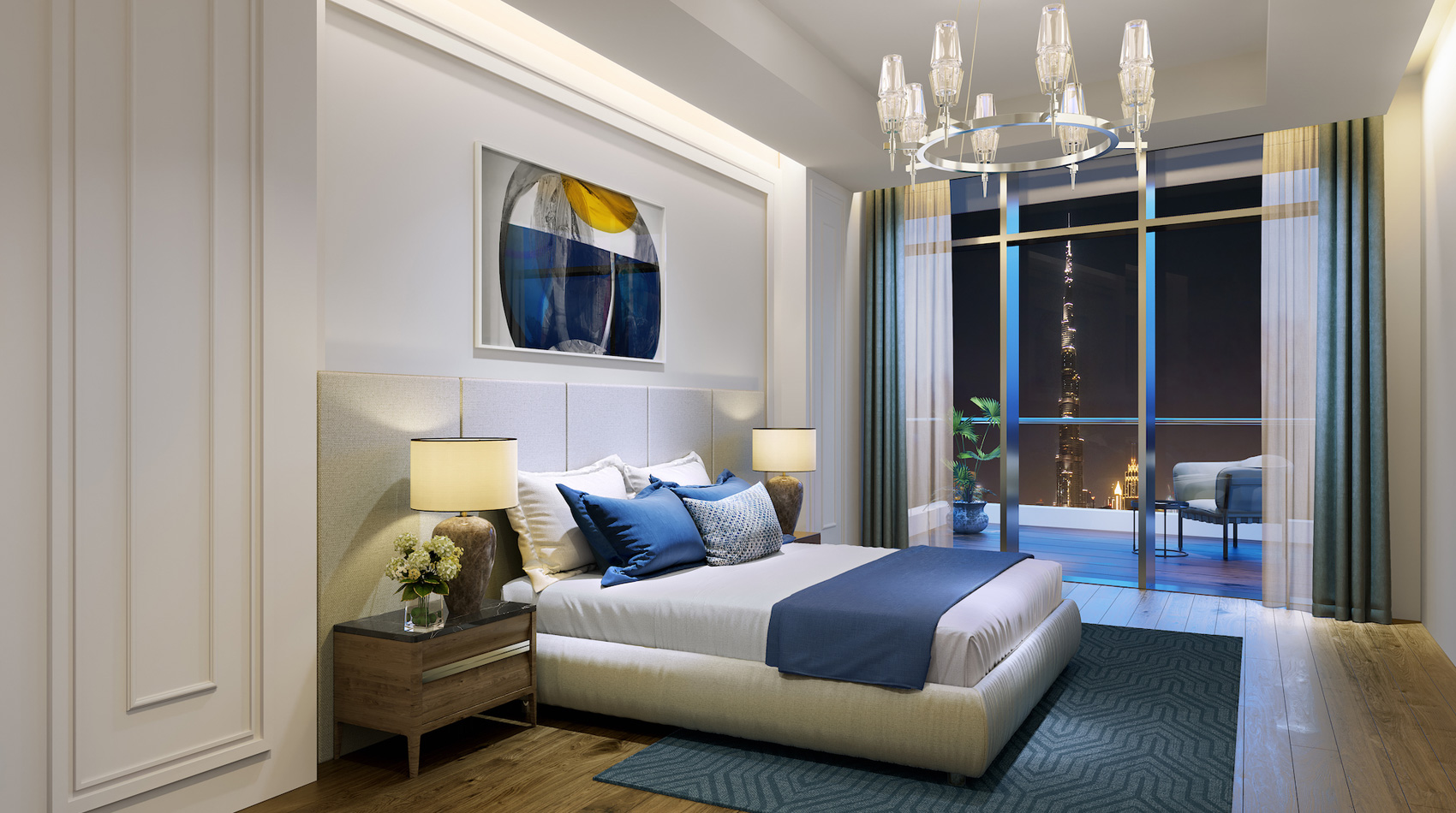 Imperial Avenue at Downtown Dubai amenities
